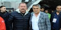 Sergen Yalçın'dan maç ve Beşiktaş yorumu