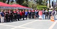 Trafik Haftası kapsamında etkinlik düzenlendi