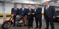 Başkan Yücel'den Ankara Çıkarması