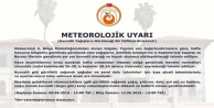 Validen Antalya'ya yağmur ve dolu uyarısı