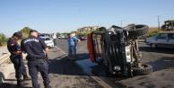 Alanya yolunda safari kazası: 8 yaralı