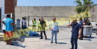 Alanya'da denizde erkek ceseti bulundu