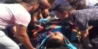 Alanya'da korkutan kaza: Yine motosiklet