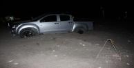 Caretta caretta üreme alanına ciple daldılar, kendilerini uyaran vatandaşı darp ettiler