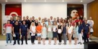 Antalya OSB'den itfaiyecilere özel eğitim