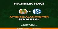 Aytemiz Alanyaspor ilk özel maçını FC Schalke ile yapacak