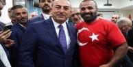 Bakan Çavuşoğlu Lübnan'da