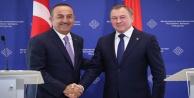 Çavuşoğlu: Belarus ile Ticaret Ortak Çalışma Grubu oluşturuldu