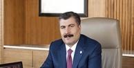 """Sağlık Bakanı Koca: '27 vatandaşımız depremden etkilenmiştir"""""""