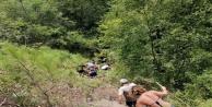 Alanya'da safari kazası: 10 yaralı