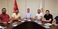 AK Gençlik yeni başkanla ilk toplantısını yaptı
