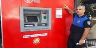 Alanya'da polisten ATM'lere 3 dilde uyarı