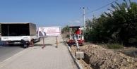 ASAT Yeşilöz ve Keşefli'ye yeni içme suyu hattı yapıyor
