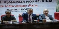 Başkan Böcek'ten, 19 ilçede tek taksimetre açıklaması