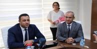 Prof.Dr. Ekrem Kalan ALKÜ Rektörlük bayrağını devraldı