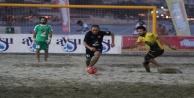TFF plaj futbolu ligi Alanya etabı başladı