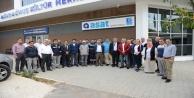 ASAT Heyeti, Gündoğmuş ve Manavgat yatırımlarını inceledi