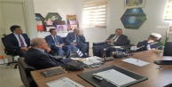 Bakanlık yetkililerinden Aktif Yaşlı Merkezi'ne ziyaret