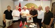 Belarus'tan ALTSO'ya İade-i ziyaret