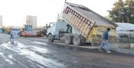 ASAT'tan alt yapı sonrası hızlı asfalt