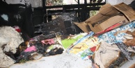 Yangın 3 genç kızın hayallerini yok etti