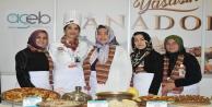 Alanya Belediyesi Horeca Fuarında Alanya mutfağını anlattı