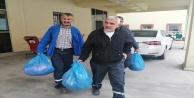 Gazipaşa'da çöp toplayan 3 işçi zehirlenme şüphesiyle hastaneye kaldırıldı