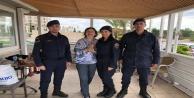 Kayıp Polonyalı kadın turist bulundu