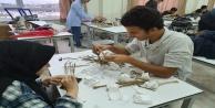 ALKÜ Mimarlık Bölümü ilk sergisine hazırlanıyor