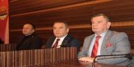 Başkan Böcek Alanya'da turizmcilerle buluştu