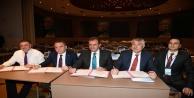Başkan Böcek, Temiz Akdeniz Projesi Protokolünü imzaladı