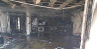 Dumandan etkilenen 13 kişi hastaneye kaldırıldı