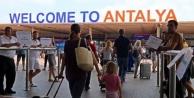2020'nin ilk iki ayında gelen turist sayısında yüzde 30 artış