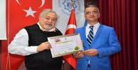 Aktivist Orhan Kural ALKÜ'ye konuk oldu