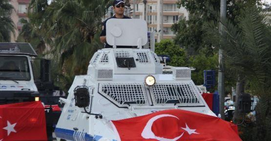 Türk Polis Teşkilatı'nın 168. Kuruluş Yılı Coşkuyla Kutlandı