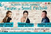 ALANYA'NIN FESTİVAL PROGRAMI BELLİ OLDU