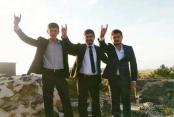 Soykırım yalanını Erzurum'dan haykırdılar