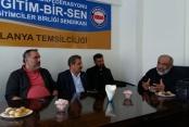 Sivil Toplum Kuruluşları Bera'da buluştu