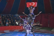 Arena Sirki hayran bıraktı