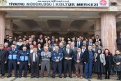 """""""Etkili İletişim Becerileri"""" semineri yapıldı"""