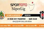 Beşiktaş maçı biletleri için önemli uyarı