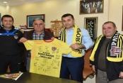 Payallarspor'dan Yücel'e destek teşekkürü