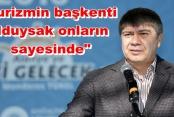 Başkan Türel'den 1 Mayıs mesajı