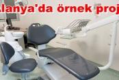 Diş Sağlığı Merkezi engelleri kaldırıyor