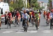 Alanya'daki yarışlar nefes kesti