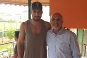 Dünya yıldızı futbolcu Alanya'ya geldi