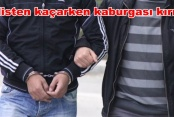 Cezaevi firarisi Alanya'da yakalandı