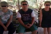 Alanya'da yakalanan 3 kişi sınır dışı edildi