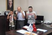 Alanya'ya Türkiye ikinciliği ile döndü