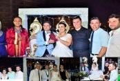 Alanya, Gazipaşa ve Denizli bu düğünde buluştu